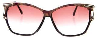 Ted Lapidus Vintage Cat-Eye Sunglasses