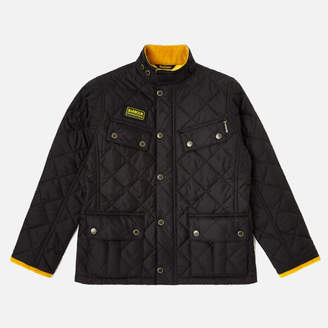 Barbour Boys' International Quilted Ariel Jacket