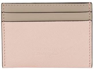 Burberry Sandon Grained Leather Card Holder