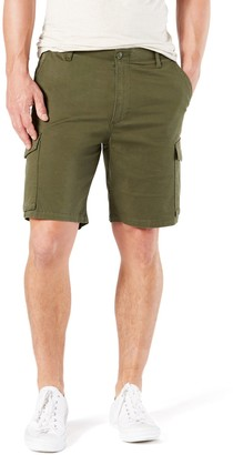 Dockers Men's D3 Classic-Fit Stretch Cargo Shorts