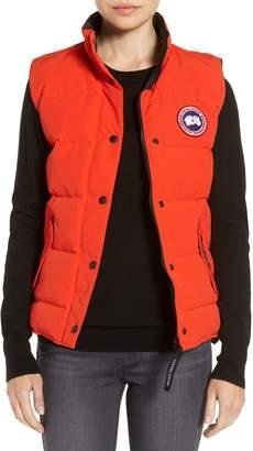 Canada Goose 'Freestyle' Slim Fit Down Vest