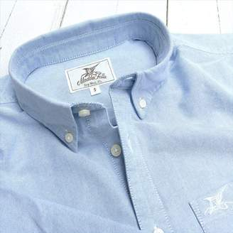 Madda Fella Water Landing Oxford Shirt