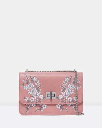 Forever New Stefanie Embroidered Bag