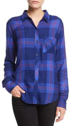 Rails Hunter Plaid Pocket Shirt