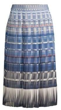 Kate Spade Madison Avenue Deco Beale A-line Skirt