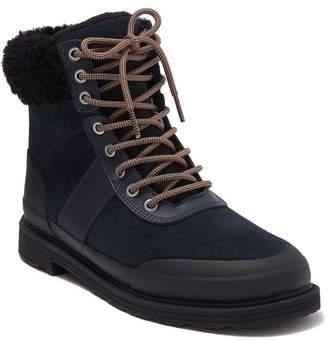 Hunter Insulated Leather Commando Boot