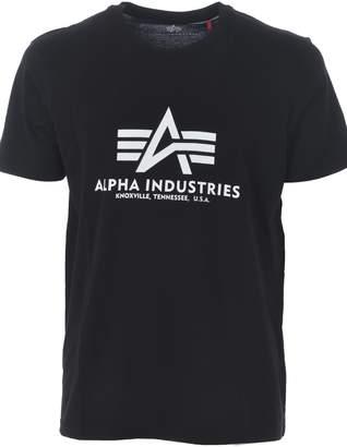 Alpha Industries Logo T-shirt