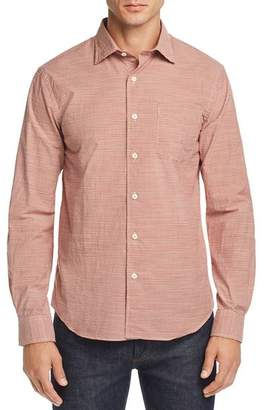 OOBE Cypress Gingham Regular Fit Button-Down Shirt