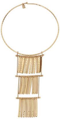 Robert Lee Morris SOHO Round Wire Shakey Necklace