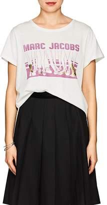 Marc Jacobs Women's Logo Cotton Jersey T-Shirt