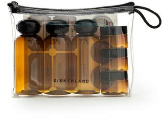 Kikkerland Design Apothecary Travel Set