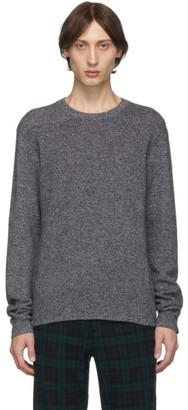 Rag & Bone Grey Cashmere Haldon Crewneck Sweater