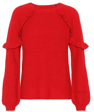 Velvet Dane cashmere sweater