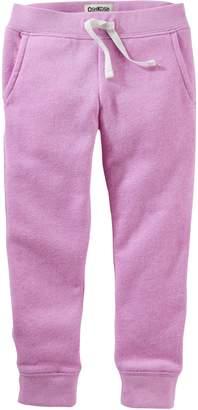 Osh Kosh OshKosh Big Girls' Fleece Jogger Pants
