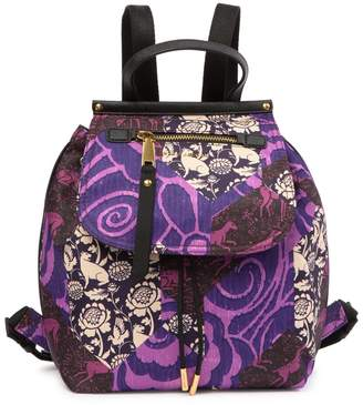 Marc Jacobs Tapestry Printed Trooper Backpack