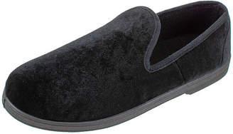 Jf J.Ferrar JF Men's Velvet Slippers