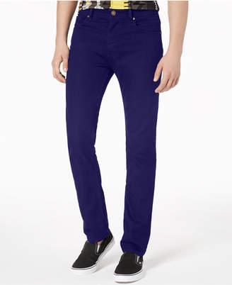 Versace Men's Straight-Fit Denim Jeans