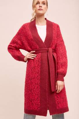 Selected Emmery Textured Cardigan