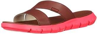 Cole Haan Women's Zerogrand 2 Strap Sandal Flat