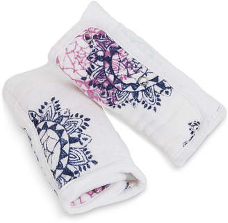 Aden Anais aden by aden + anais Baby Girls 2-Pk. Printed Strap Covers