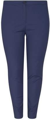 Marina Rinaldi Slim-Fit Trousers