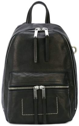 Rick Owens small basic backpack