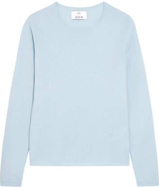 Cashmere Sweater - Light blue