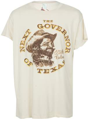 MadeWorn willie nelson t-shirt