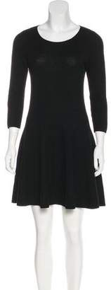 Joie Wool & Cashmere-Blend Dress