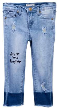 Jessica Simpson Ankle Skinny Jean (Little Girls)