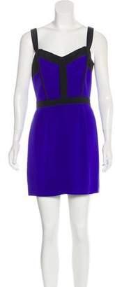 Rebecca Minkoff Silk Sheath Dress