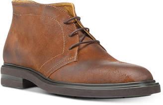 Donald J Pliner Men's Ericio Vintage Suede Chukka Boots Men's Shoes