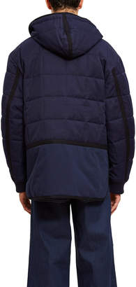 Acne Studios Quilted Puffer Jacket