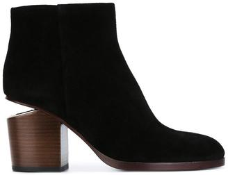 Alexander Wang 'Gabi' ankle boots $650 thestylecure.com