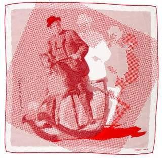 Hermes Fantaisie À Cheval Scarf