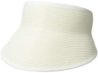 San Diego Hat Company UBV043 Sport Visor with A Stretch Band Closure Casual Visor