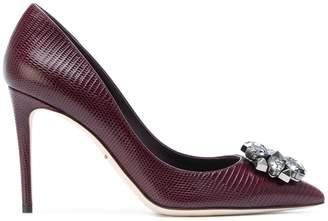 Dolce & Gabbana Rainbow 85mm Heel pump