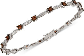 LeVian Le Vian Chocolatier Diamond Link Bracelet (2-3/8 ct. t.w.) in 14k White Gold