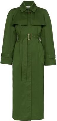 Vika Gazinskaya Belted Trench Coat