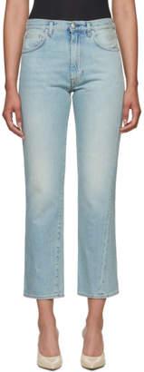 Totême Blue Original Jeans