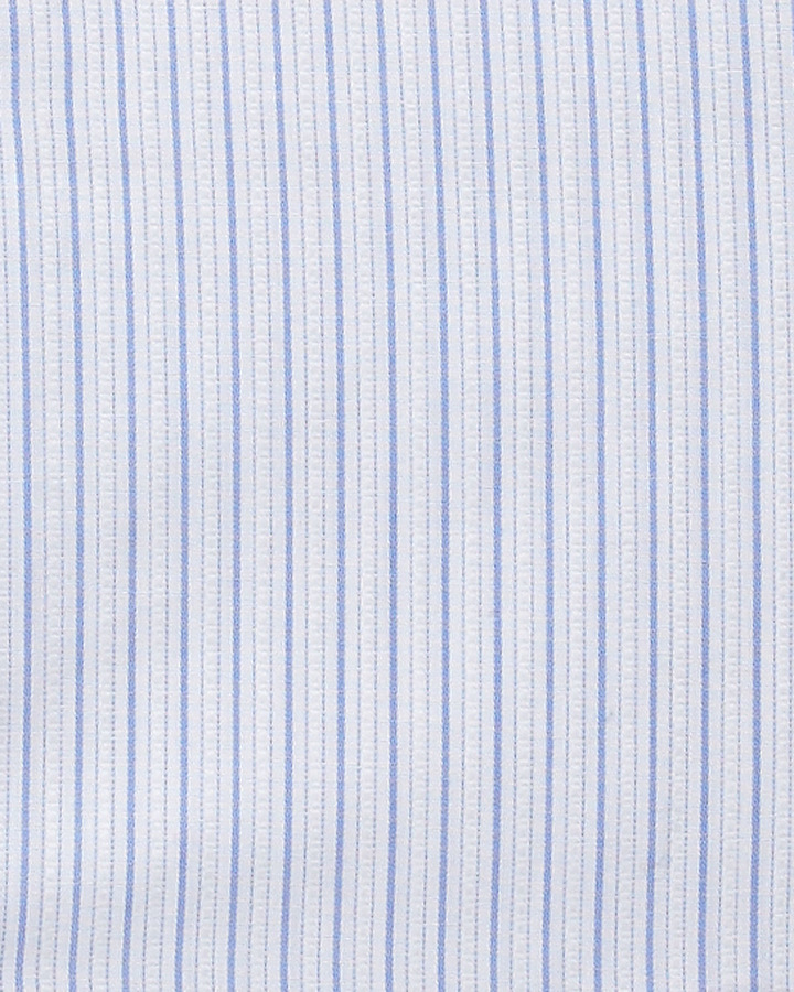 HUGO BOSS Easton Striped Dress Shirt, Medium Purple