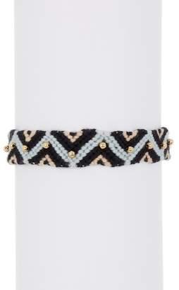 Rebecca Minkoff Zig Zag Friendship Bracelet