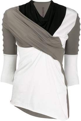 Rick Owens Lilies draped style top