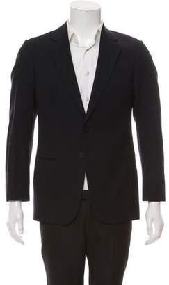 Armani Collezioni Notch Lapel Two Button Suit