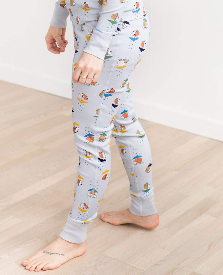 Women's PJ Pant In Organic Cotton
