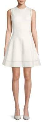Victoria Beckham Fit-&-Flare Dress