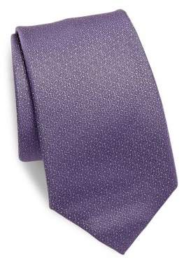 Canali Abstract Silk Tie