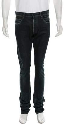 Balmain Five Pocket Skinny Jeans