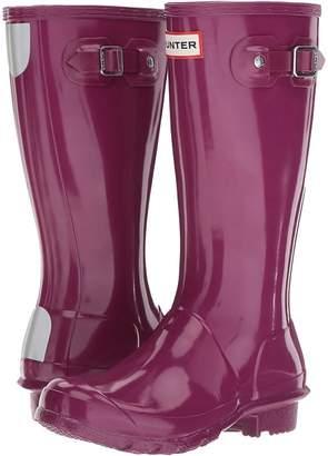 Hunter Original Kids' Gloss Rain Boot Kids Shoes