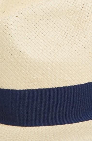 Michael Stars 'Well Weathered' Straw Panama Hat